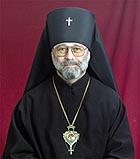 Патриаршее поздравление архиепископу Брюссельскому Симону с 20-летием архиерейской хиротонии